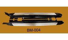 BẬC BƯỚC BI TRÒN BMW X4 2010+