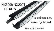 BẬC BƯỚC LEXUS NX200T & NX300H